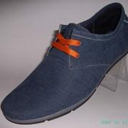 Туфли ЕМК-1 джинс фото