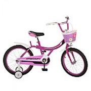 Велосипед PROFI детский 18д., фуксия фото