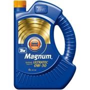 Моторное масло TNK Magnum Ultratec 0W-30 фото