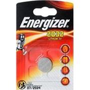 Батарейка Energizer Miniatures Lithium CR2032 FSB4 фото