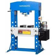 Пресс, электрогидравлический, усилие 100 тонн NORDBERG N36100E фото