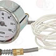 Термометр стрелочный ? 52 мм, 0 - 120 С°, Electrolux 3441006 / 541521 фото
