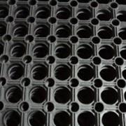 "Резиновое покрытие Rubber Hole 12"" Артикул: MSG12XSBK фото"