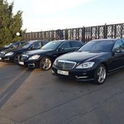 Mercedes S-class W221 фото
