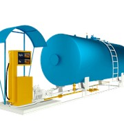 Газовые АЗС фото