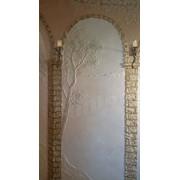 Декоративная арка рельеф, Витебск фото