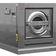 Профессиональная автоматическая стирально-отжимная машина высокоскоростная LH 1200 фото
