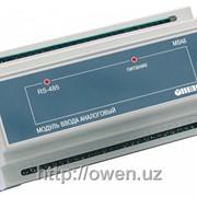 Модуль ввода аналоговый МВА8 фото