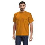 Футболка 160 г/м2 оранжевая фото