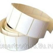 Термоэтикетки 58 мм х 60 мм, ECO/40, стоимость за рулон фото