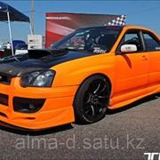 Неон-Оранжевый PlastiDip 18,9 литров фото