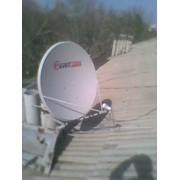 Спутниковые антены фото