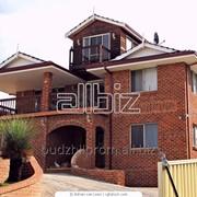 Дома жилые из кирпича, строительство дома под ключ фото