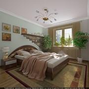 Кровать в золоте фото