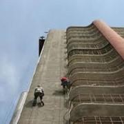 Высотные работы по подготовке поверхностей под покраску, Киев, Киевская область. фото