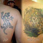 Художественная татуировка фото
