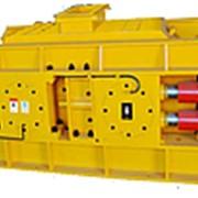 Гидравлическая двухвалковая дробилка WL-2PGS1000 фото