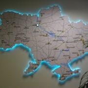 Световые электродинамичные вывески и эксклюзивные картины фото