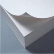 Бумага мелованная фото