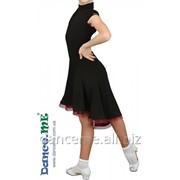 Dance Me Платье детское ПЛ179-Кр-Цв, масло, черный фото