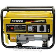 Бензогенераторы Skiper (Словакия) 220/380В, 1-6.3кВт фото