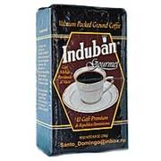 Кофе молотый INDUBAN (Доминиканская республика), 250 гр. фото