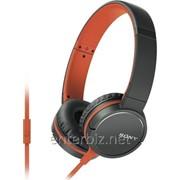 Гарнитура SONY MDR-ZX660AP Orange (MDRZX660APD.E) фото