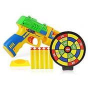 Детский тир - пистолет с присосками и мишенью (Shooting Game 2) фото
