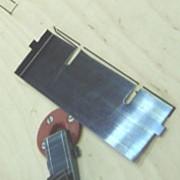 Штанц-форма высечки по картону фото