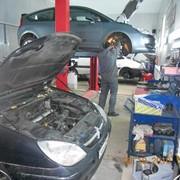Техническое обслуживание автомобилей Citroen Peugeot фото