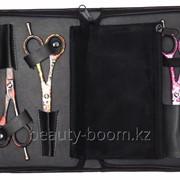 Чехлы для парикмахерских ножниц LC-SK5098 4 предметный фото
