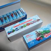 Сахар в индивидуальной упаковке с дизайном Заказчика фото