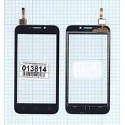 Сенсорное стекло (тачскрин) для Huawei Ascend Y5C Y541-U02 черный, Диагональ 4.5 фото
