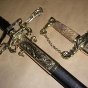 Сувенирное оружие под заказ. фото