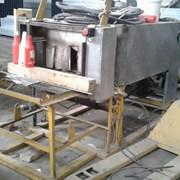 Термоусадочный туннель для упаковки в блоки фото