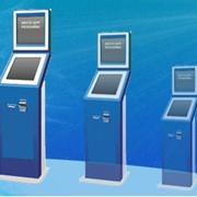 Платежные терминалы уличные терминалы платежные автоматы сенсорные Украина фото