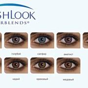 Цветные контактные линзы Freshlook фото