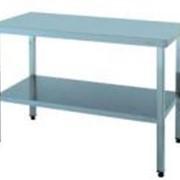 Стол производственный без борта Атеси СП-2/600/600 фото