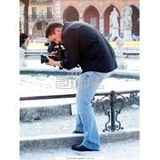 Услуги видеосъемки. фото