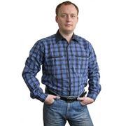 Мужская рубашка Val.Peyk119 фото