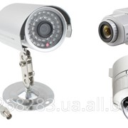 Монтаж систем наблюдения фото