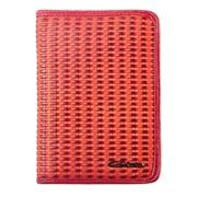 Giorgio Ferretti Обложка д/паспорта и авто 00019-A328 red GF