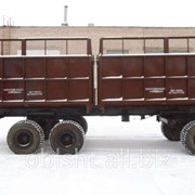 Прицеп тракторный специальный 3ПТС-12 фото