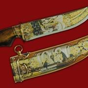 Нож Рождение России фото