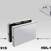 Боковой фиксатор панелей стена-стекло с анкером м8 для стен из кирпича и бетона HDL – 191S фото