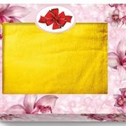 Коробка-сундучок Орхидея 340х270х75 фото
