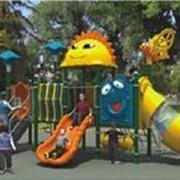 Детская игровая площадка ДП10088A фото