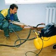 Промывка системы отопления фото