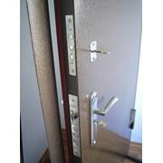 Изготовление металлических дверей фото
