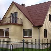 Дома каркасные сборно-панельные фото